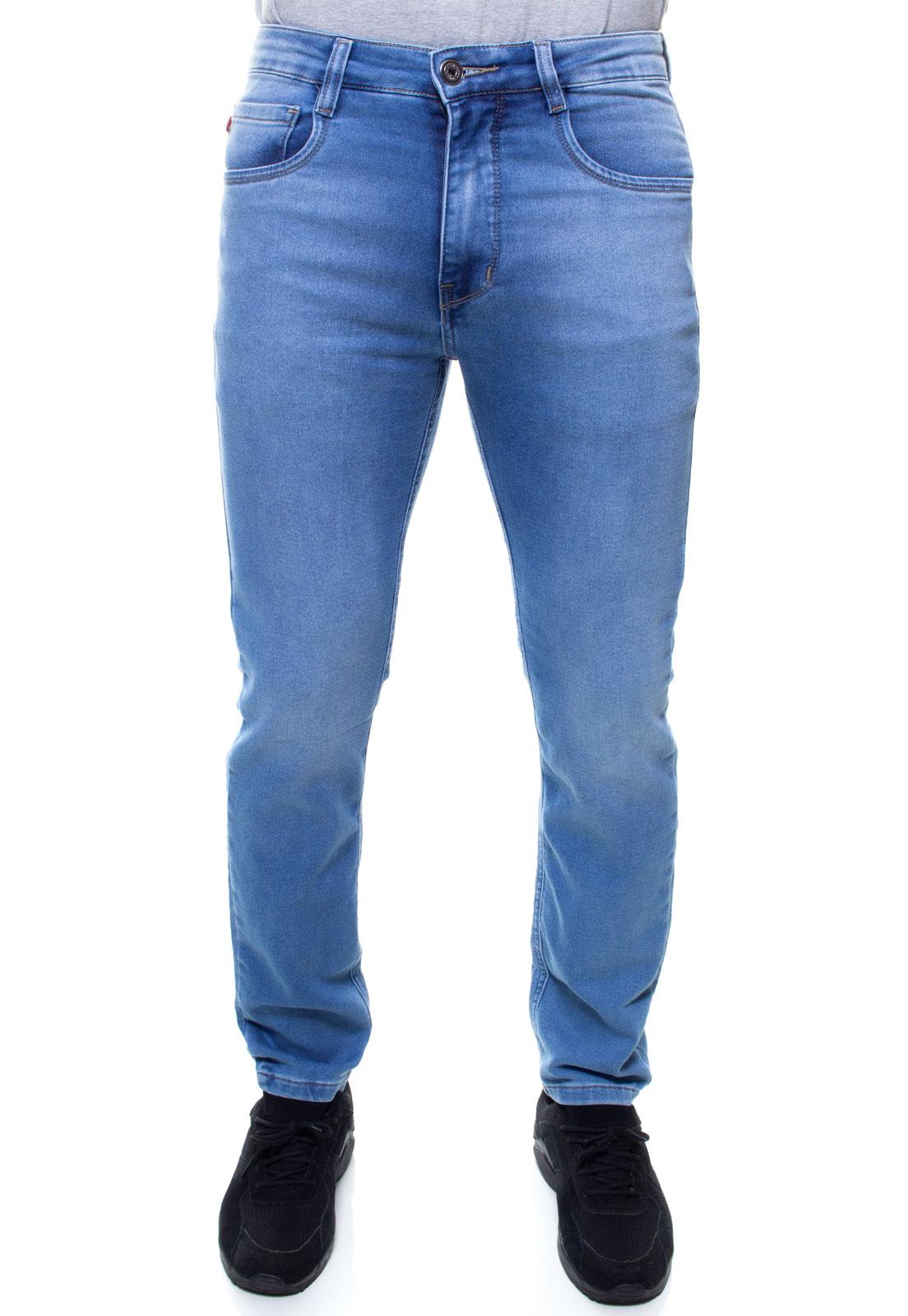 Calça Jeans Maculina Skinny Crocker - 48073  - CROCKER JEANS