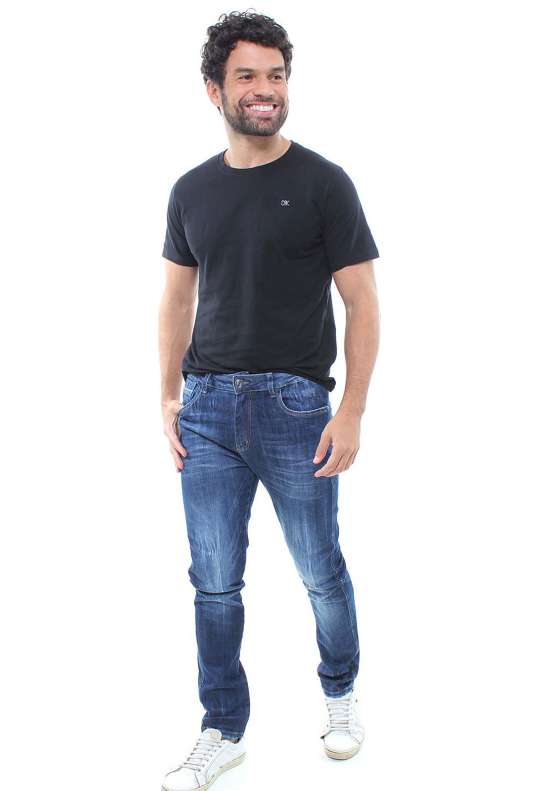 Calça Jeans Masculina Confort Crocker - 47715  - CROCKER JEANS