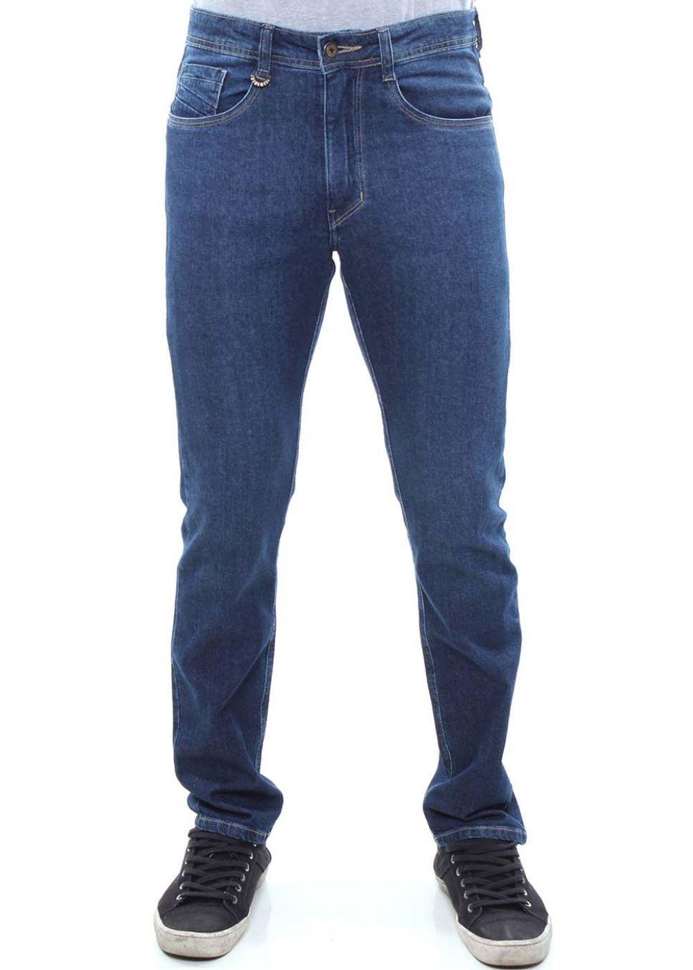 Calça Jeans Masculina Confort Crocker - 47760