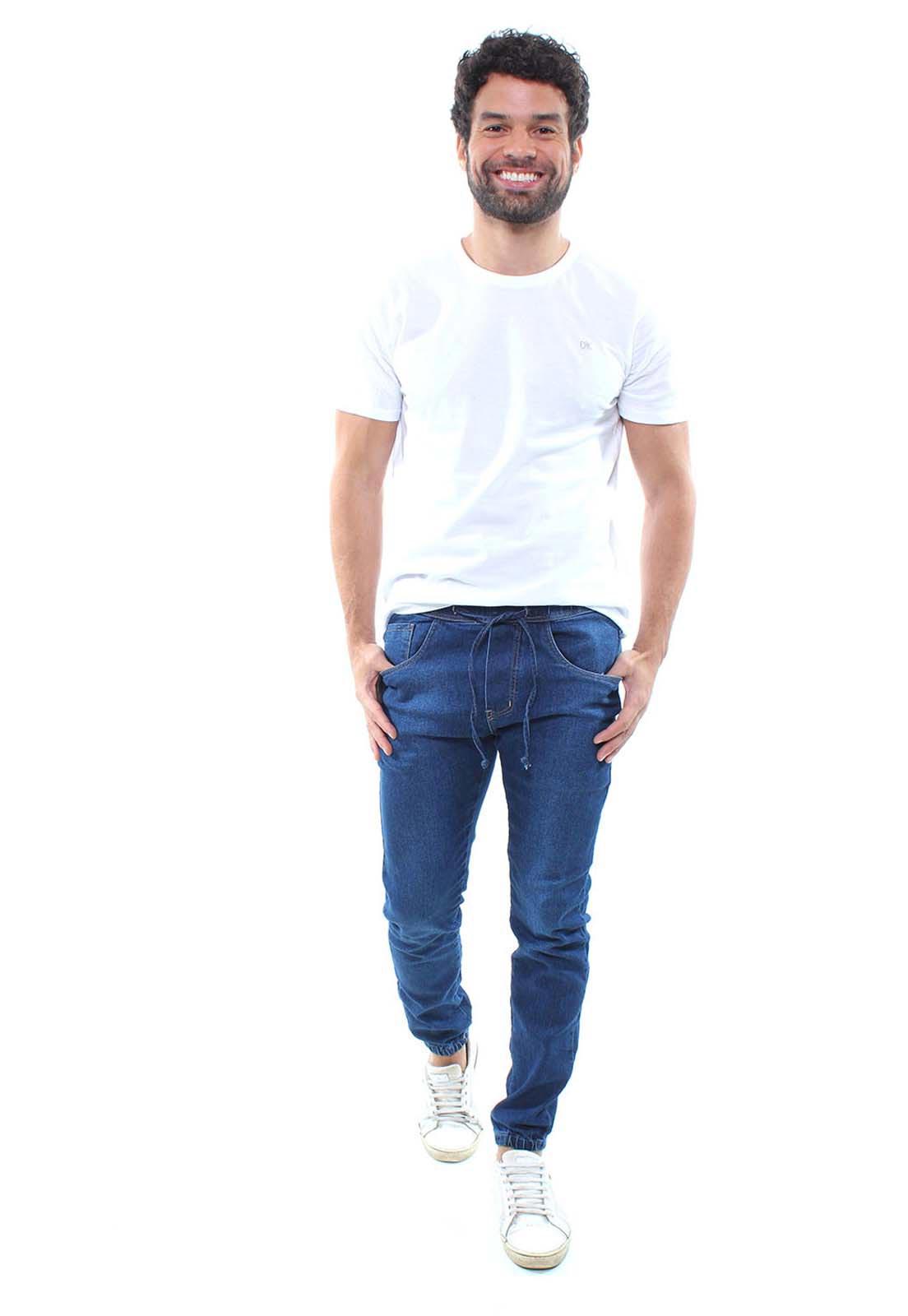 Calça Jogger Jeans Masculina Crocker - 47769