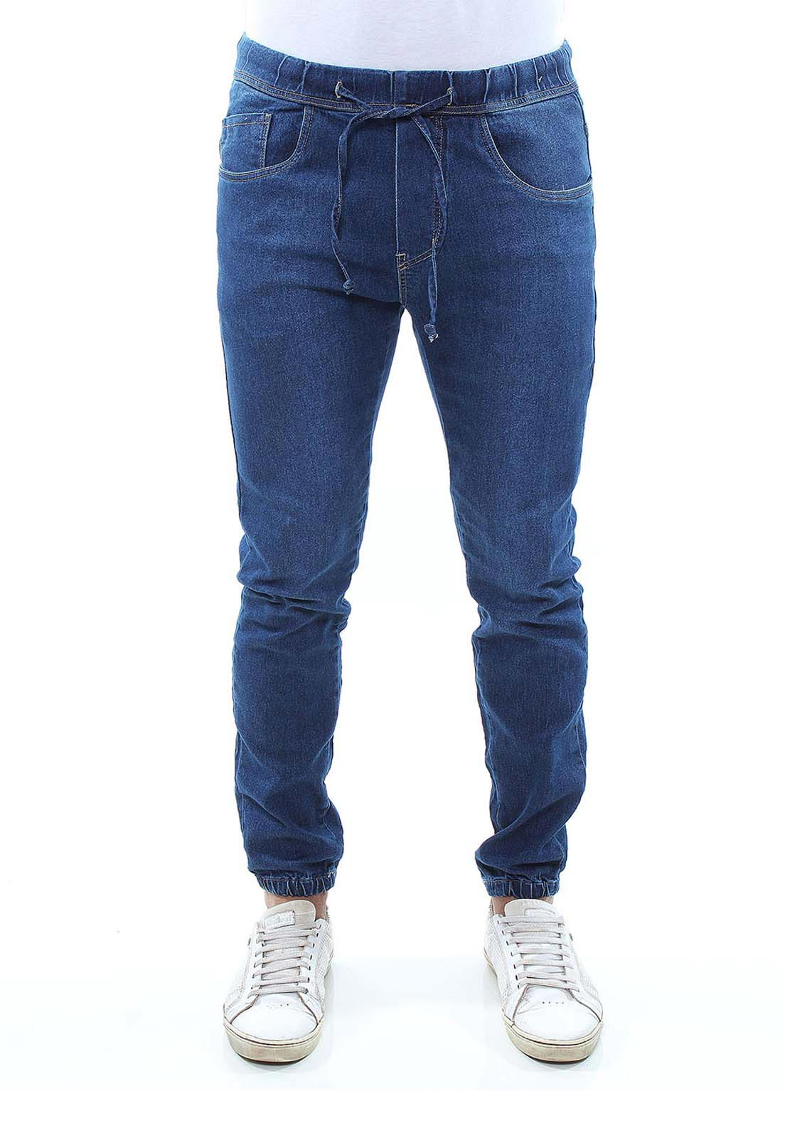 Calça Jogger Jeans Masculina Crocker - 47769  - CROCKER JEANS