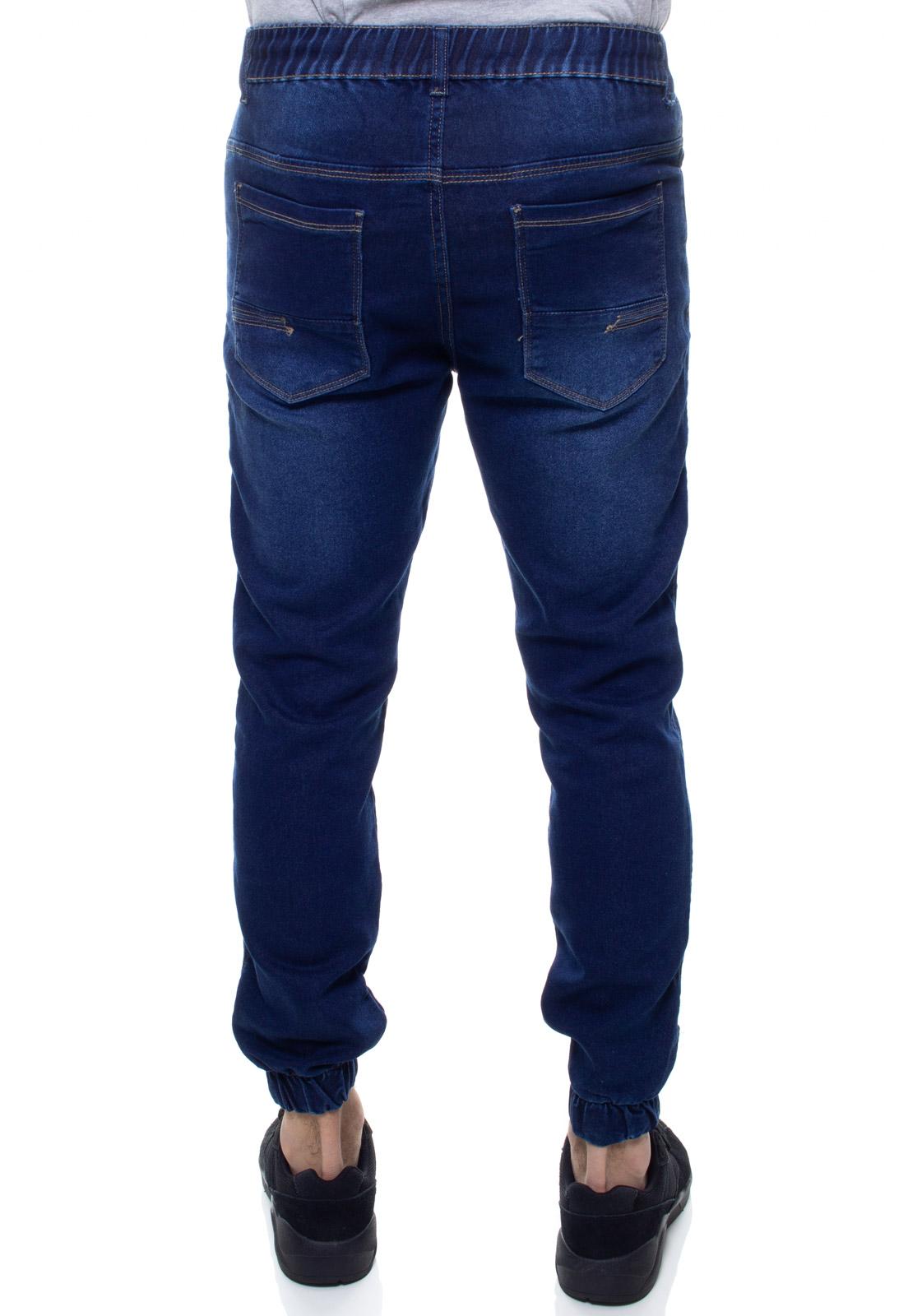 Calça Jogger Jeans Masculina Crocker - 47987  - CROCKER JEANS