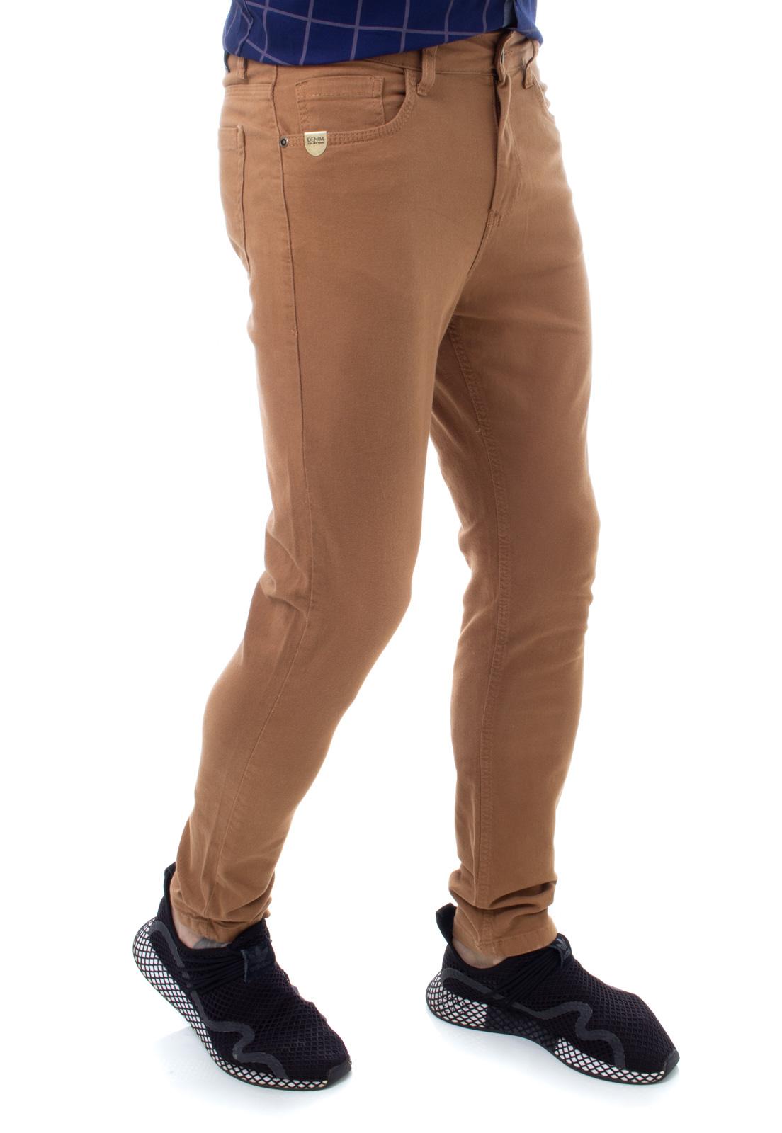Calça Masculina Confort - 48134  - CROCKER JEANS