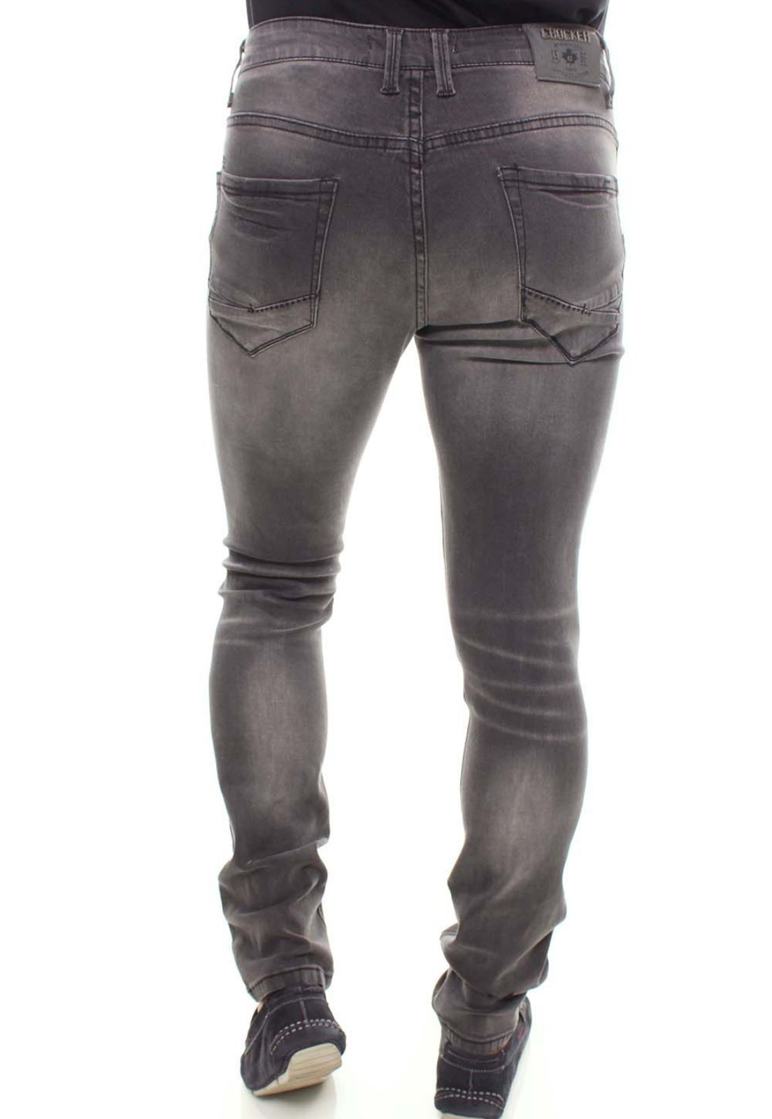 Calça Skinny Jeans Masculina Crocker - 46506  - CROCKER JEANS