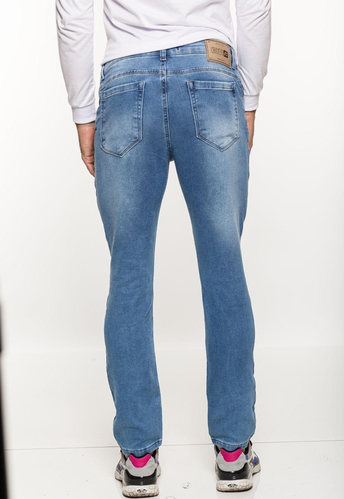 Calça Skinny Jeans Masculina Crocker - 48073  - CROCKER JEANS