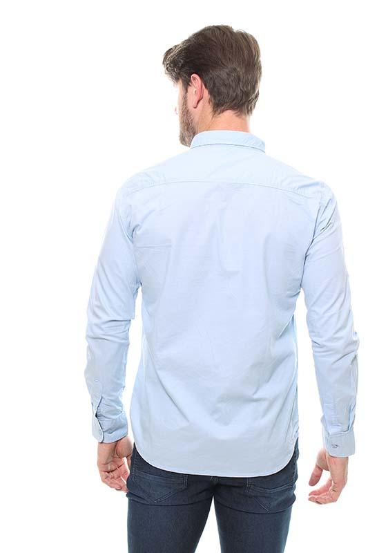 Camisa Fit Masculina Manga Longa Crocker - 47180  - CROCKER JEANS