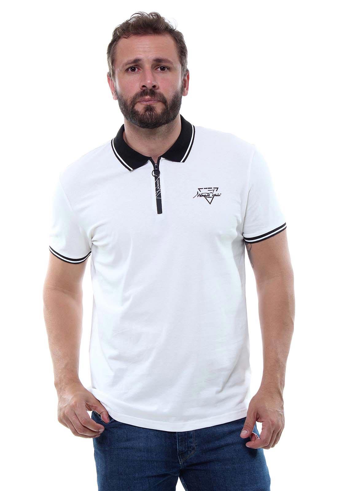 Camisa Gola Polo Masculina Manga Curta Crocker - 47844  - CROCKER JEANS