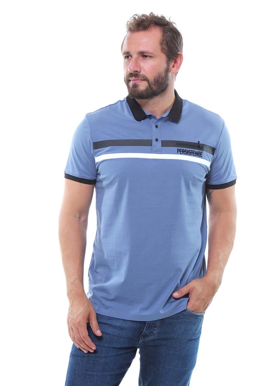 Camisa Gola Polo Masculina Manga Curta Crocker - 47845  - CROCKER JEANS