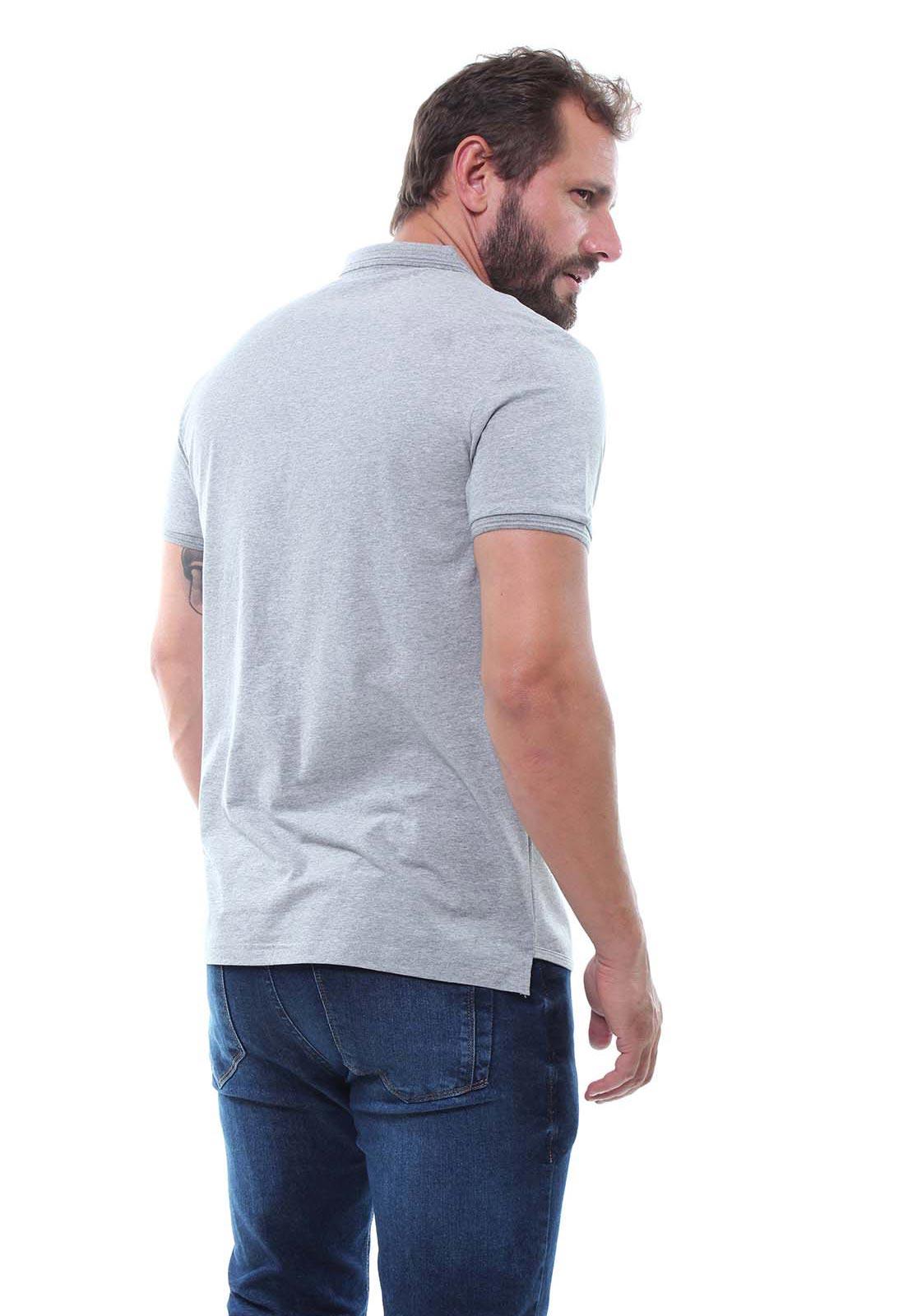 Camisa Gola Polo Masculina Manga Curta Crocker -47852  - CROCKER JEANS