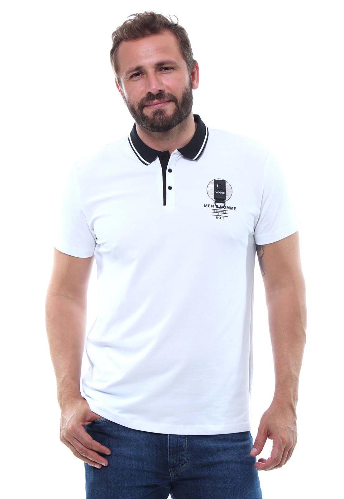 Camisa Gola Polo Masculina Manga Curta Crocker - 47853  - CROCKER JEANS