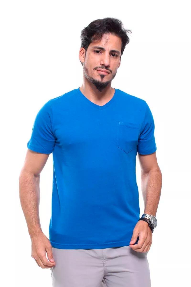 Camiseta Masculina Básica Crocker - 45229