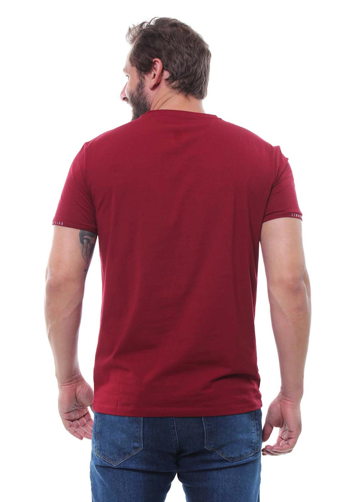 Camiseta Masculina Crocker - 47847  - CROCKER JEANS