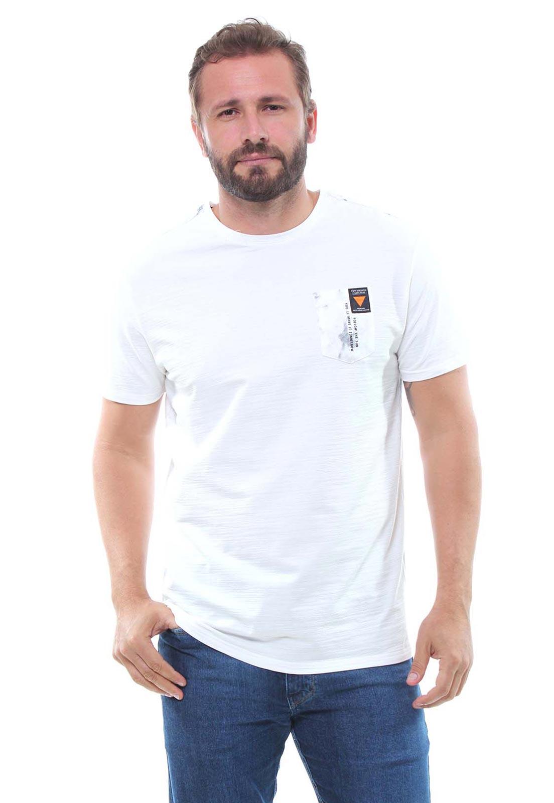 Camiseta Masculina Manga Curta Crocker - 47843  - CROCKER JEANS