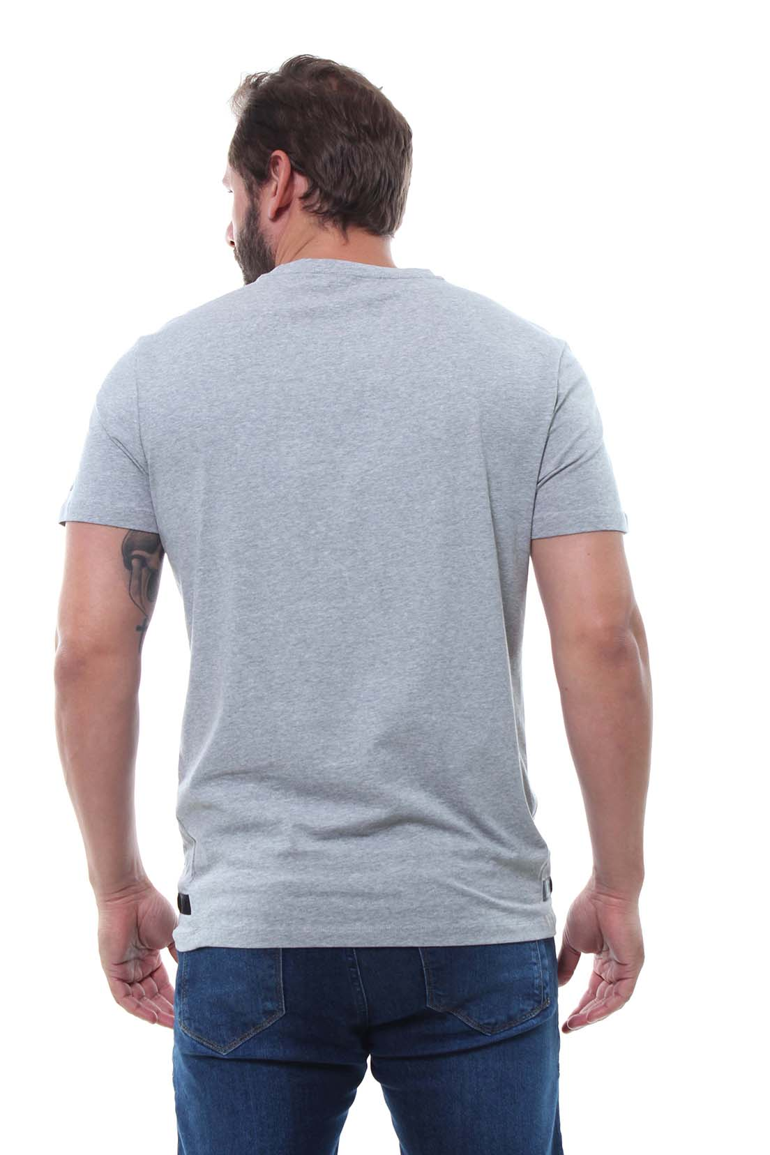 Camiseta Masculina Manga Curta Crocker - 47848  - CROCKER JEANS