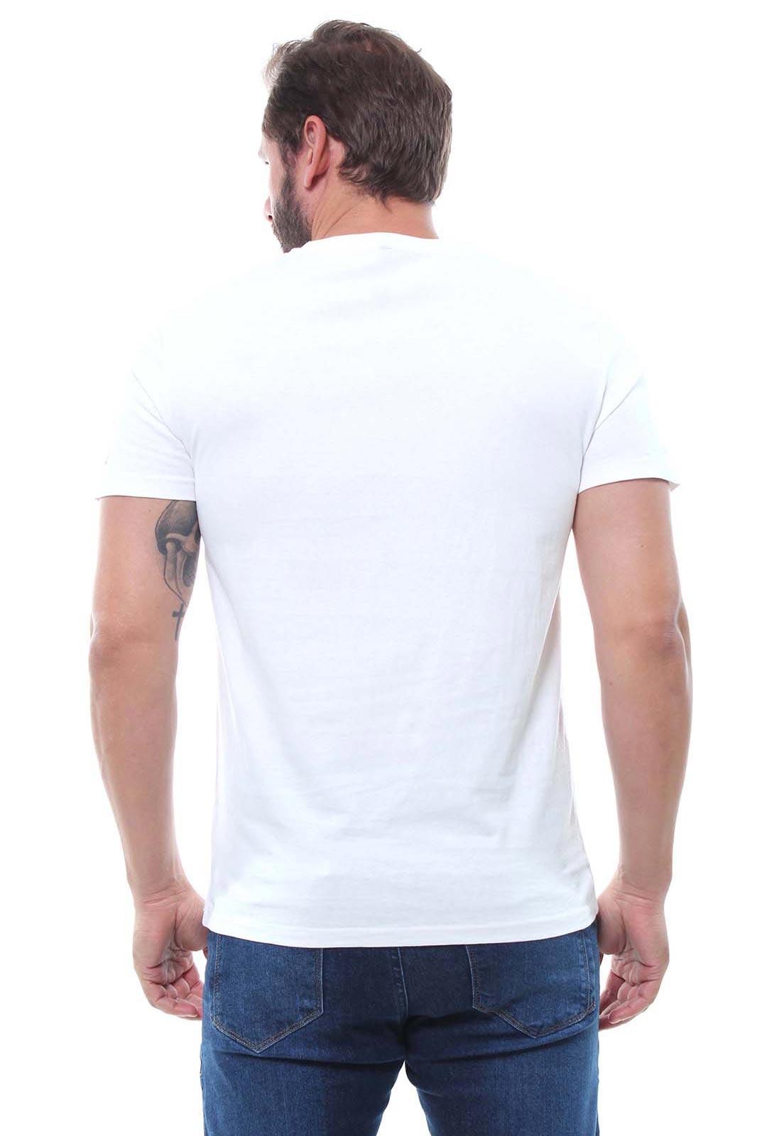 Camiseta Masculina Manga Curta Crocker - 47854  - CROCKER JEANS