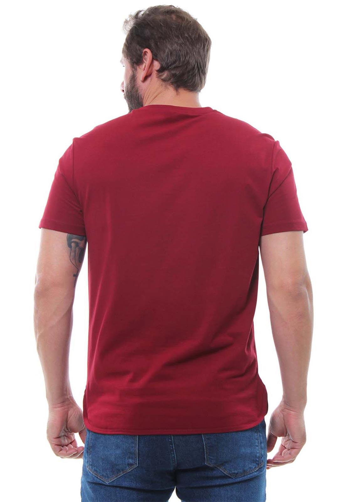 Camiseta Masculina Manga Curta Crocker - 47855  - CROCKER JEANS