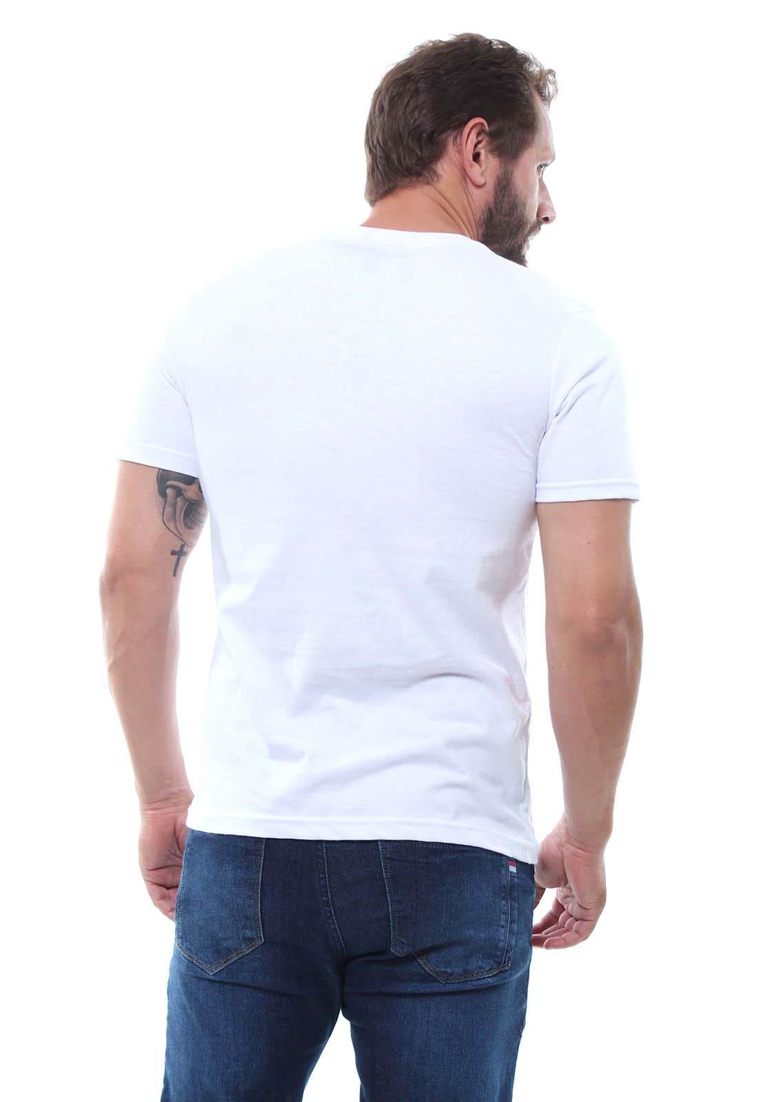 Camiseta Masculina Manga Curta Crocker - 47992  - CROCKER JEANS