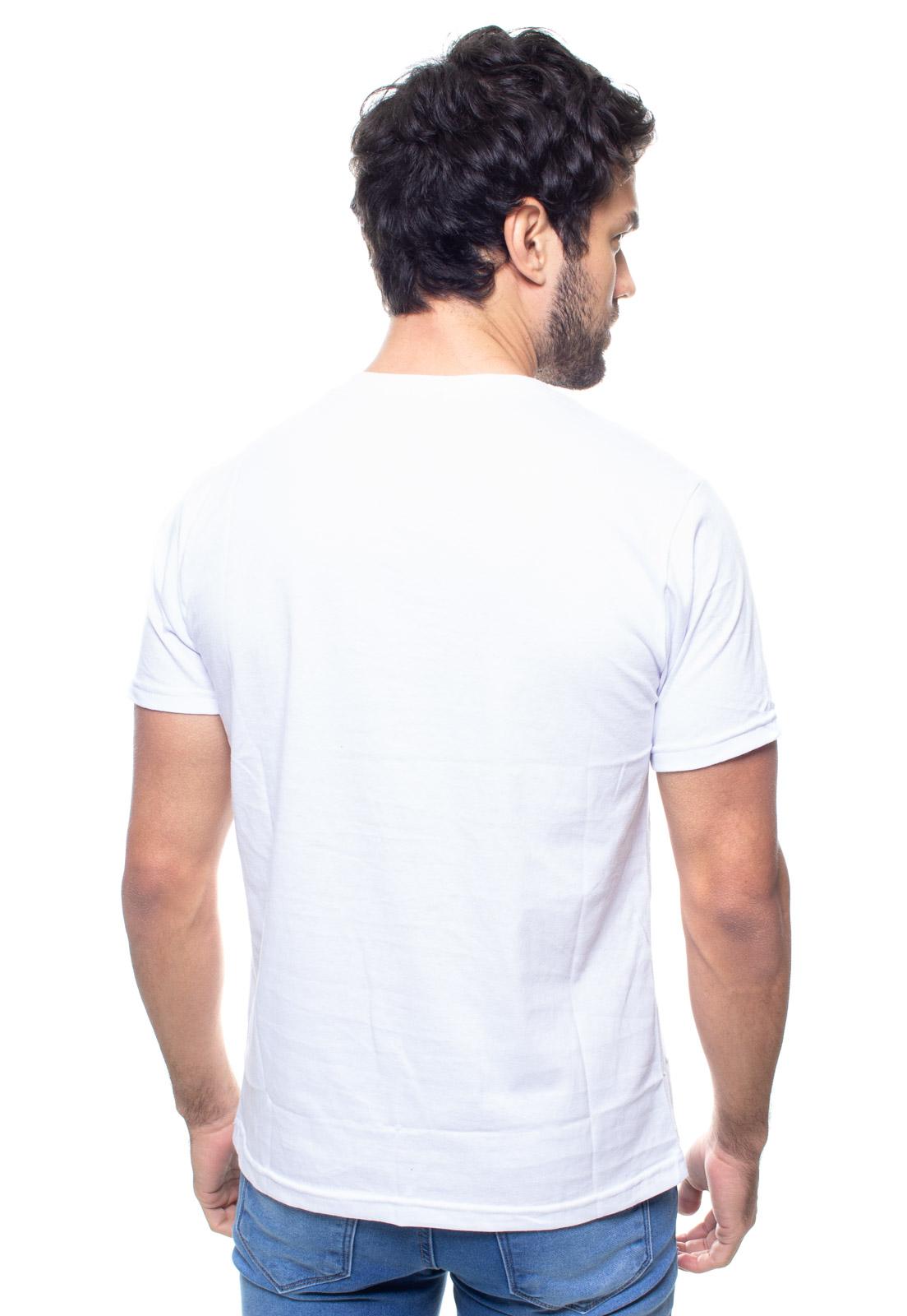 Camiseta Masculina Manga Curta Crocker - 47993  - CROCKER JEANS