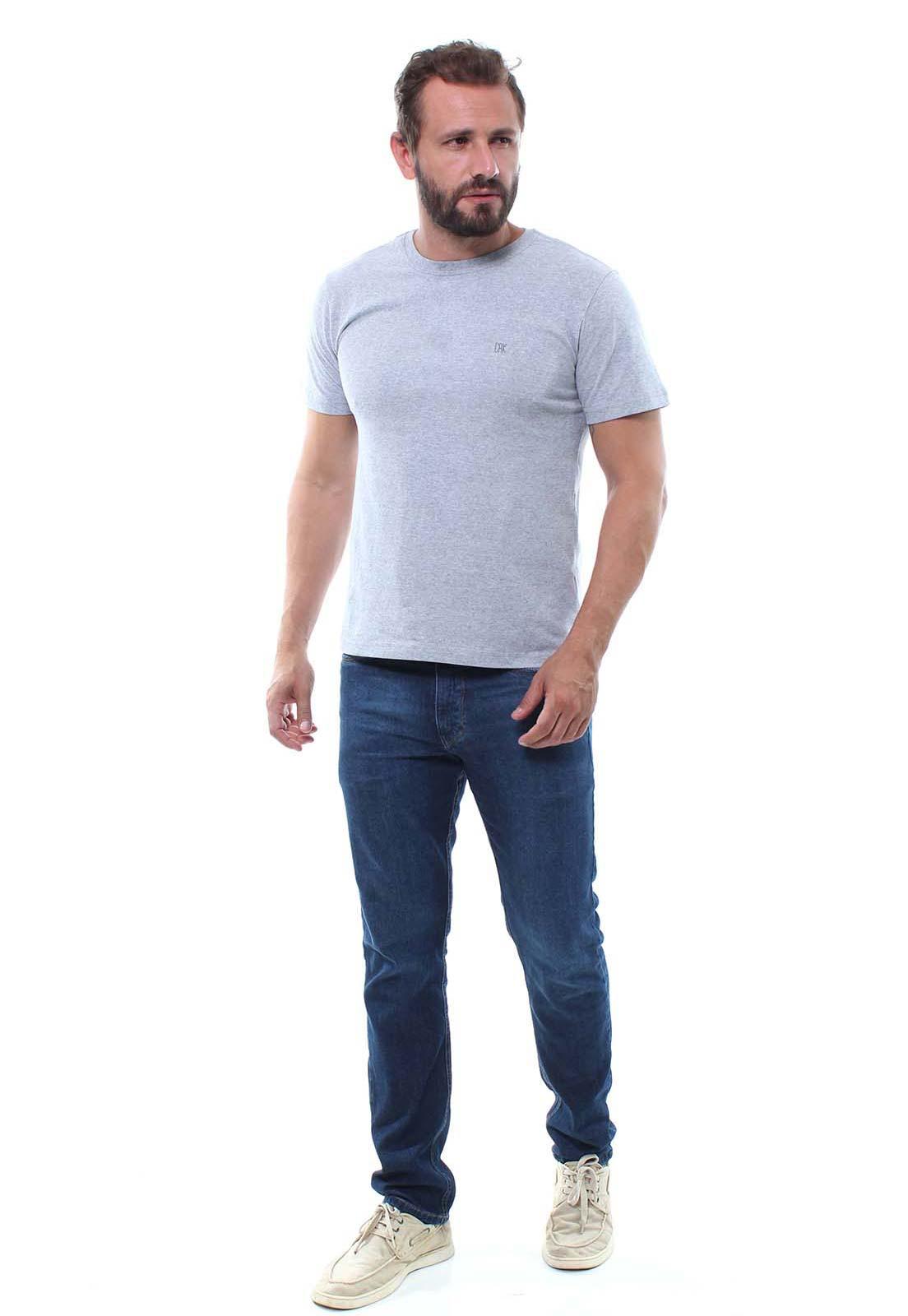 Camiseta Masculina Manga Curta Crocker - 48052  - CROCKER JEANS