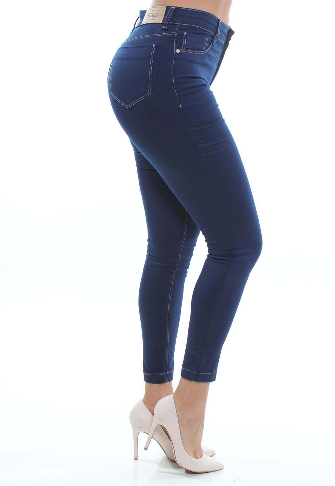 Calça Jeans Feminina Crocker - 48041  - CROCKER JEANS