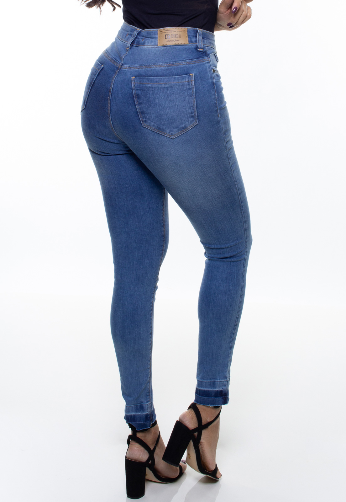 Calça  Jeans Feminina Crocker - 48059  - CROCKER JEANS