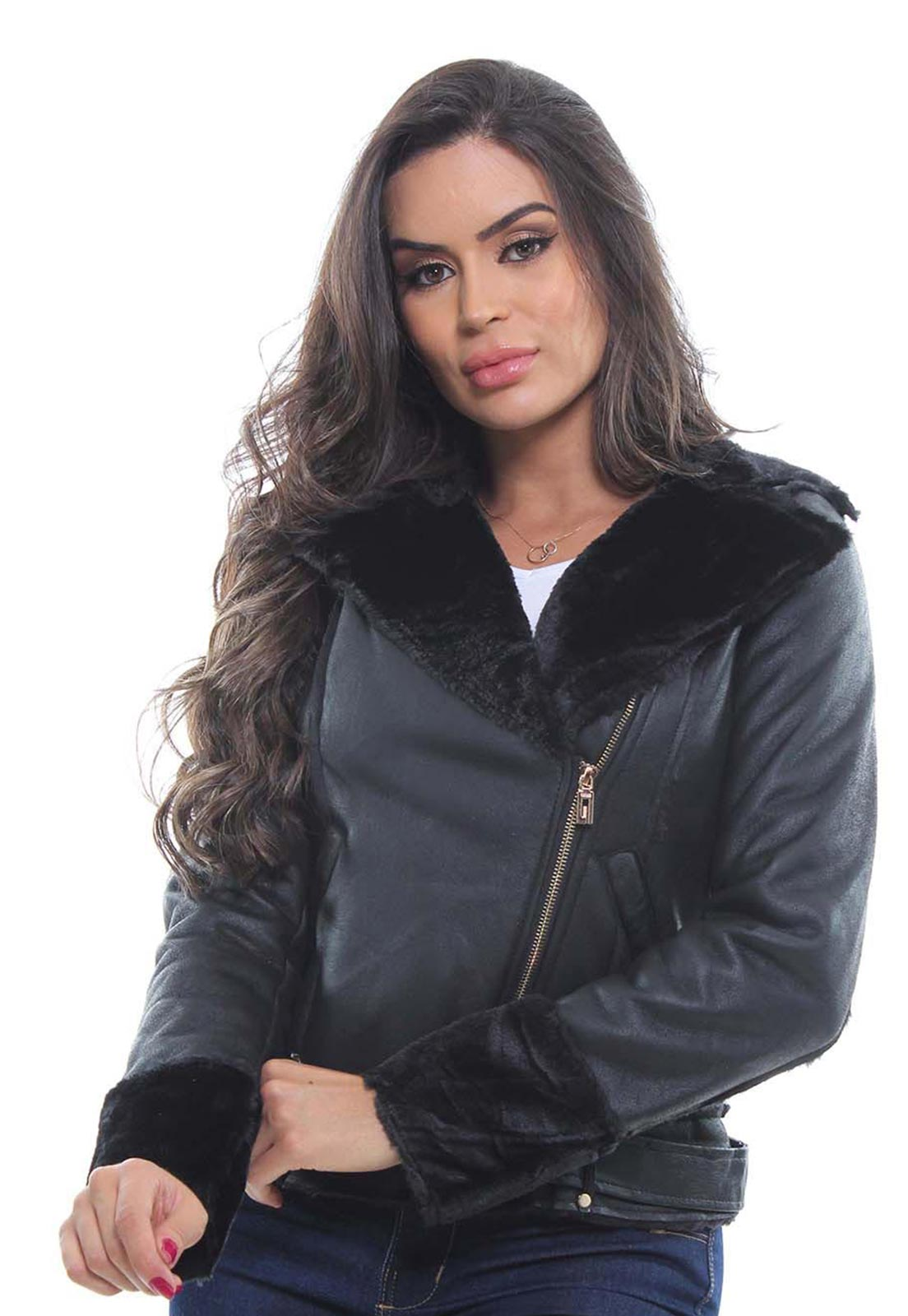 Jaqueta Feminina Crocker - 46044  - CROCKER JEANS