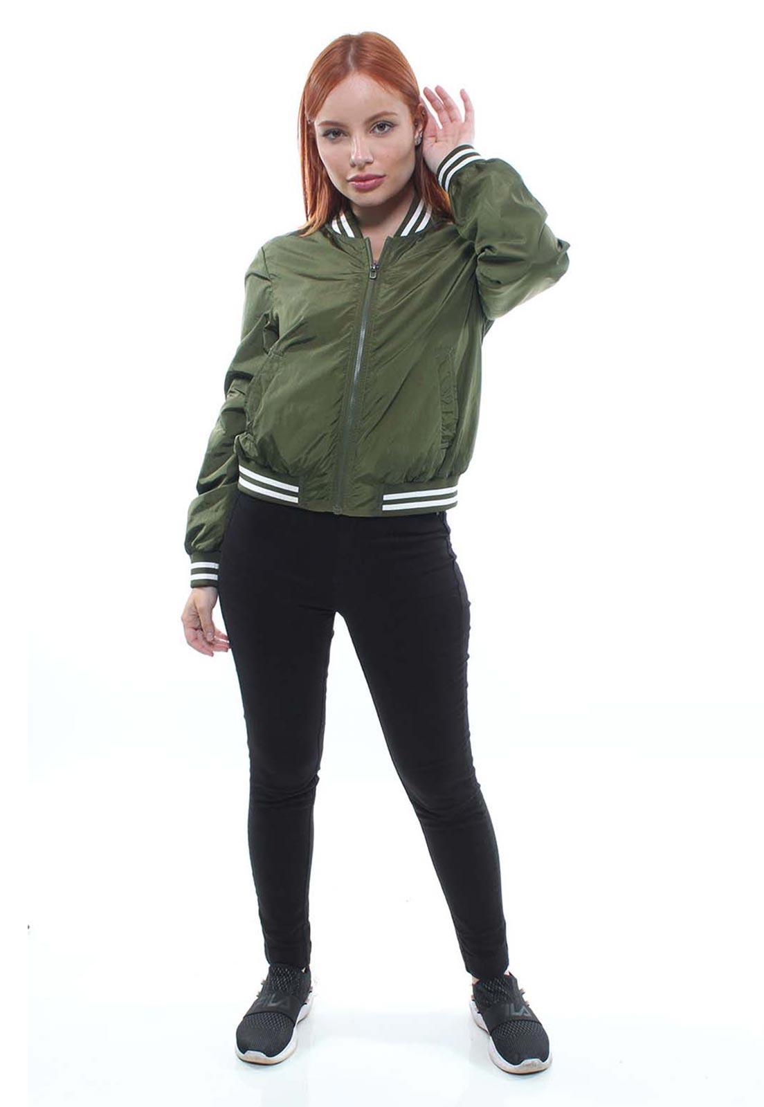 Jaqueta Feminina Poliester Crocker - 47448  - CROCKER JEANS