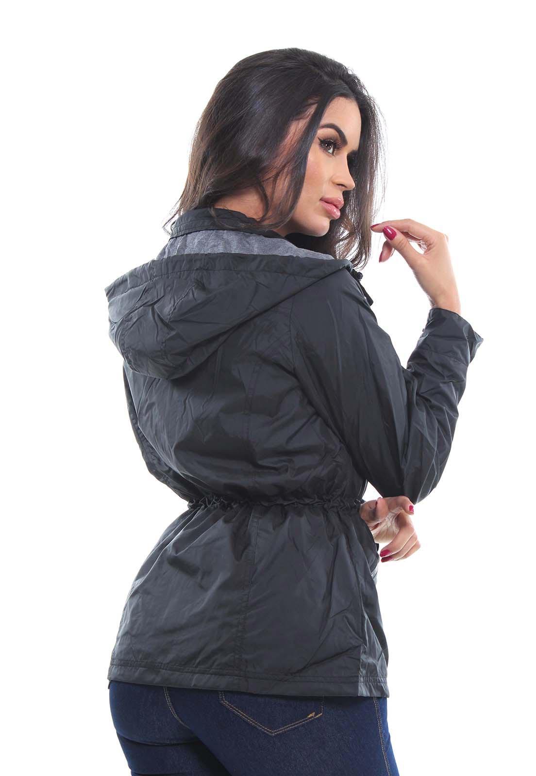 Jaqueta Parka com Capuz Feminina Crocker - 47442  - CROCKER JEANS