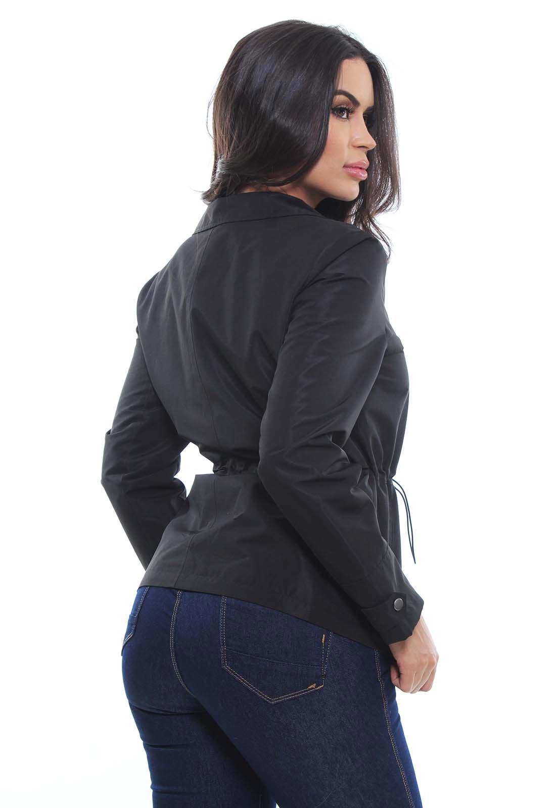 Parka Feminina Com Ajuste Crocker - 47447  - CROCKER JEANS