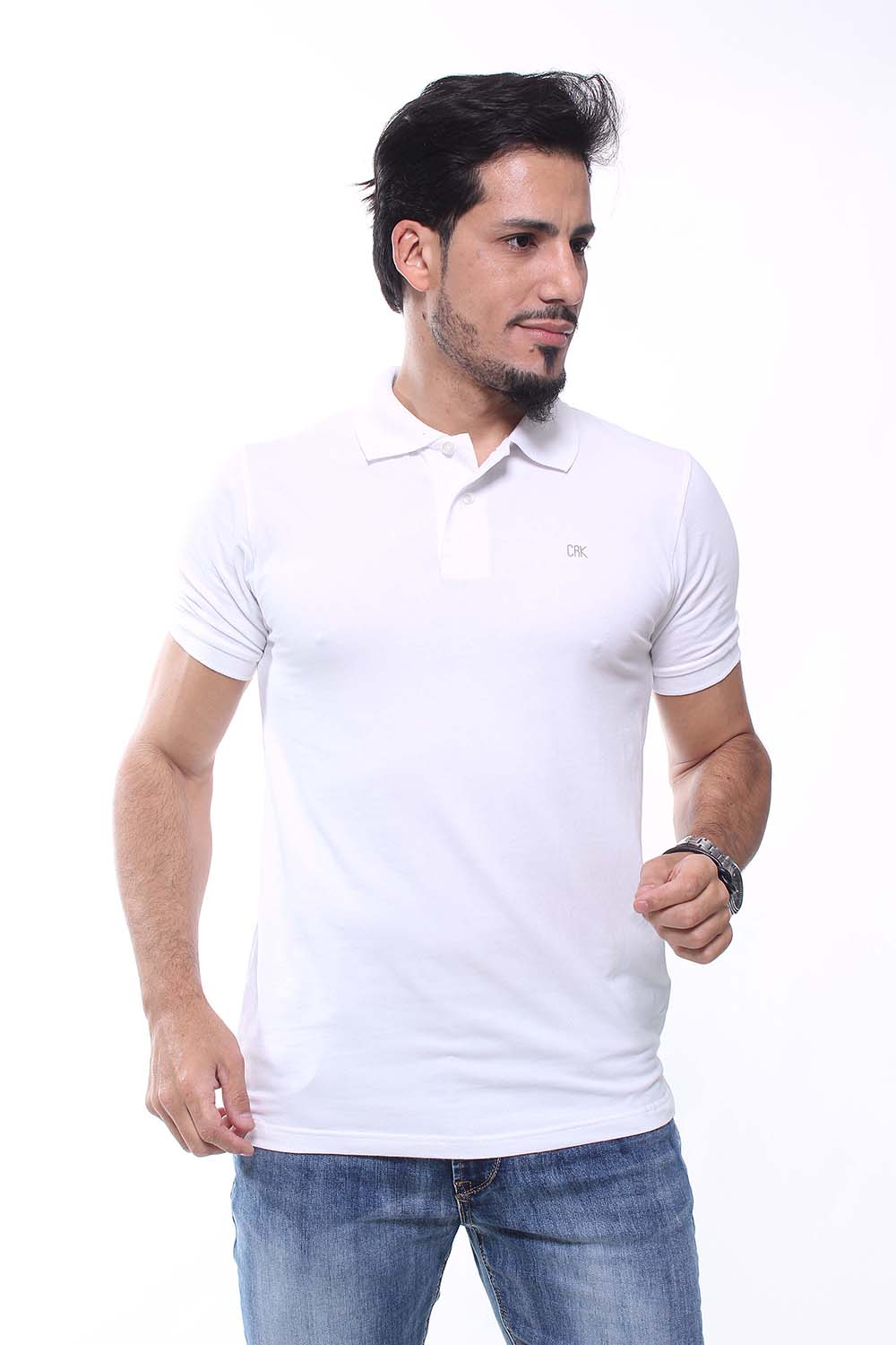 Camisa Gola Polo Lisa Crocker - 45363