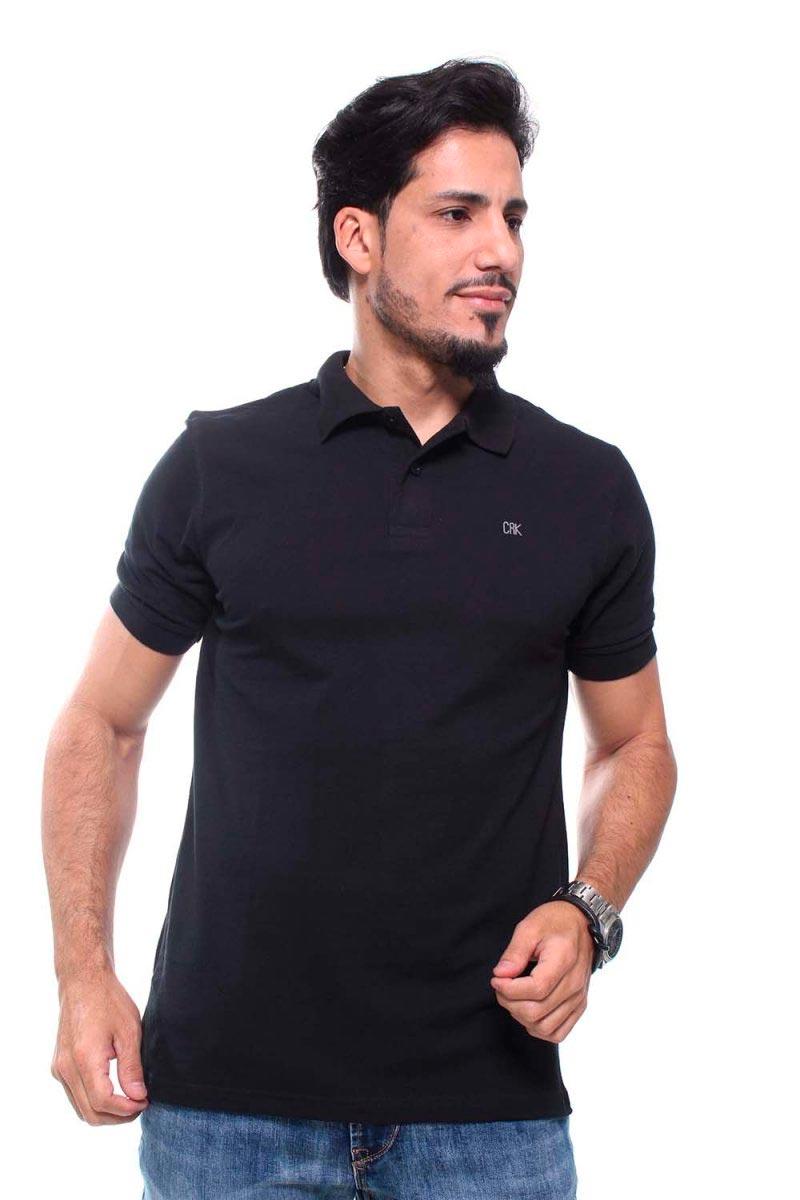 Camisa Gola Polo Piquet Crocker - 46579