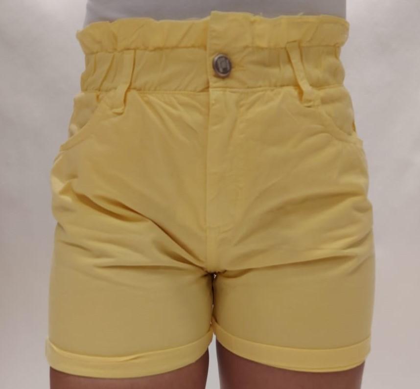Short Feminino Color Crocker - 47785  - CROCKER JEANS