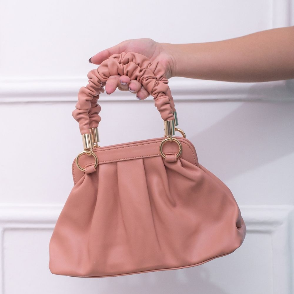Bolsa Mão feminina 2 alças media