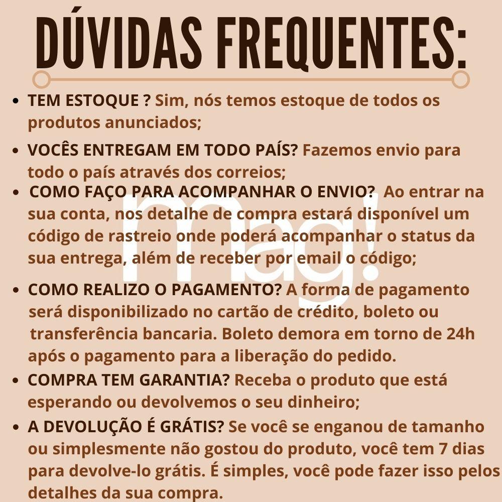 RASTEIRA FEMININA 3 TIRAS COM NÓS