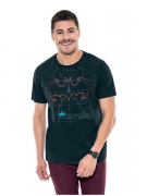 Camiseta BATMAN estampa gráfica adulto