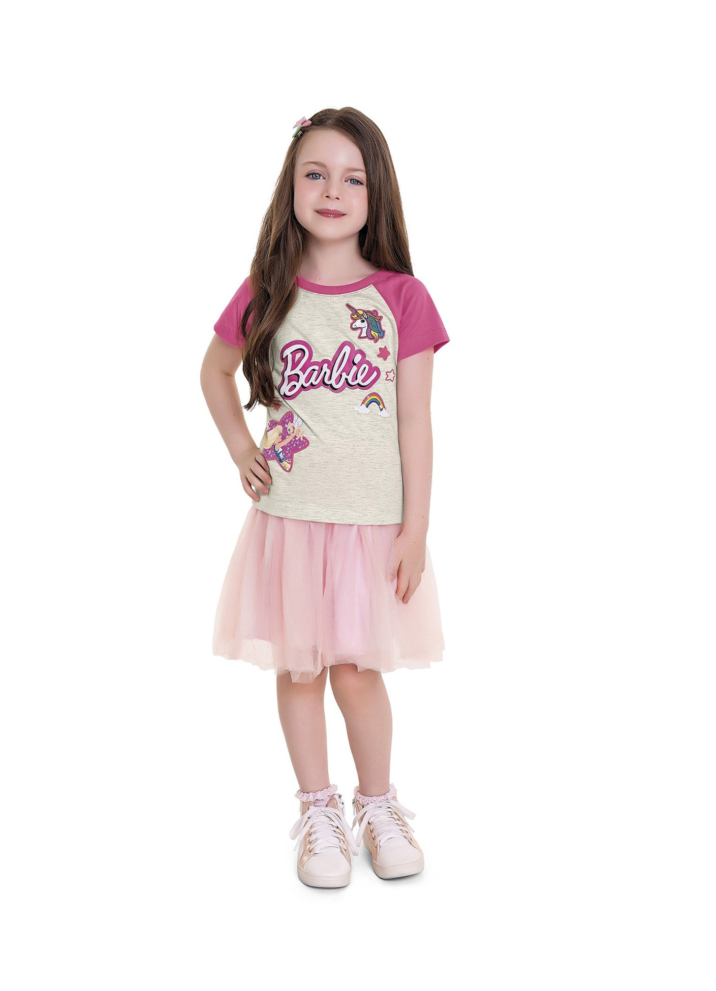BLUSA BARBIE DREAMTOPIA
