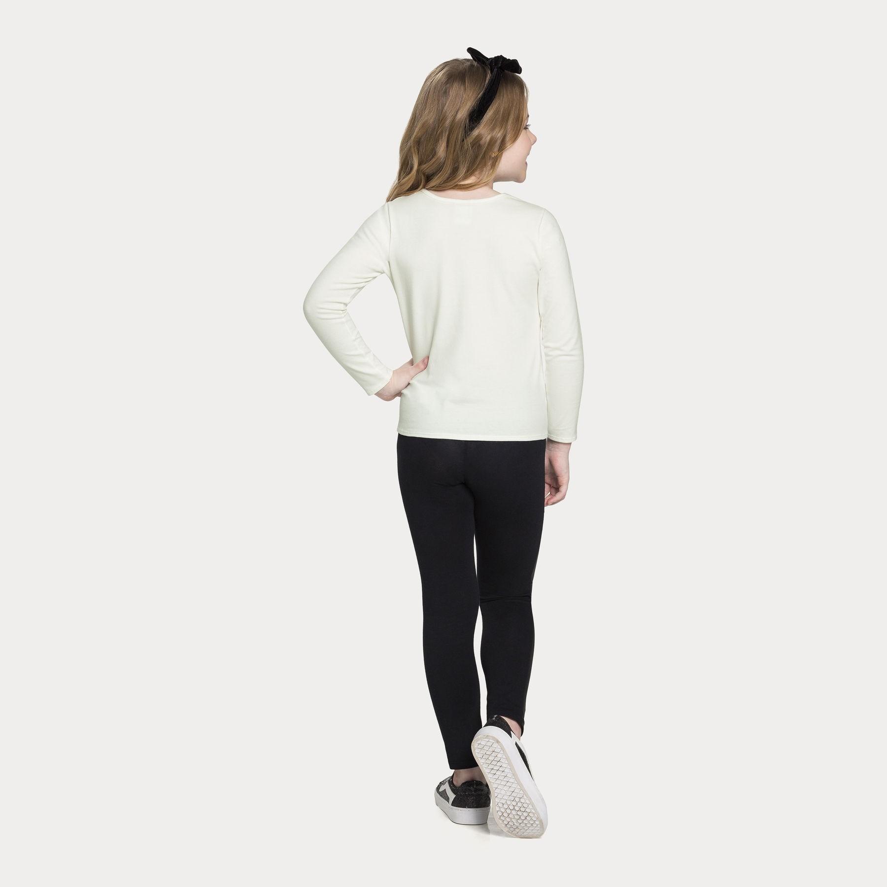 Conjunto Malha Cotton Soft, Malha Cirrê e Skinny Cotton Branco Off White