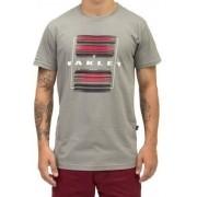 Camiseta Oakley Sheav Cinza