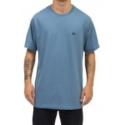Camiseta Quiksilver Chest Embroidery