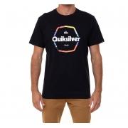 Camiseta Quiksilver Hard Wired