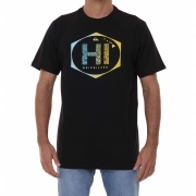 Camiseta Quiksilver Hi Crown