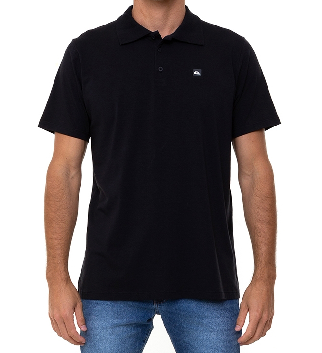 Camisa Polo Quiksilver Transfer