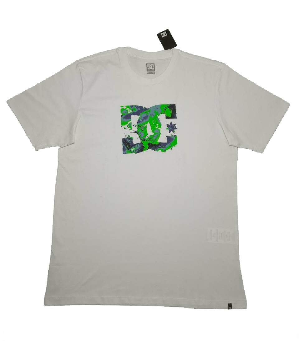 Camiseta DC Shoes Vertical Surface