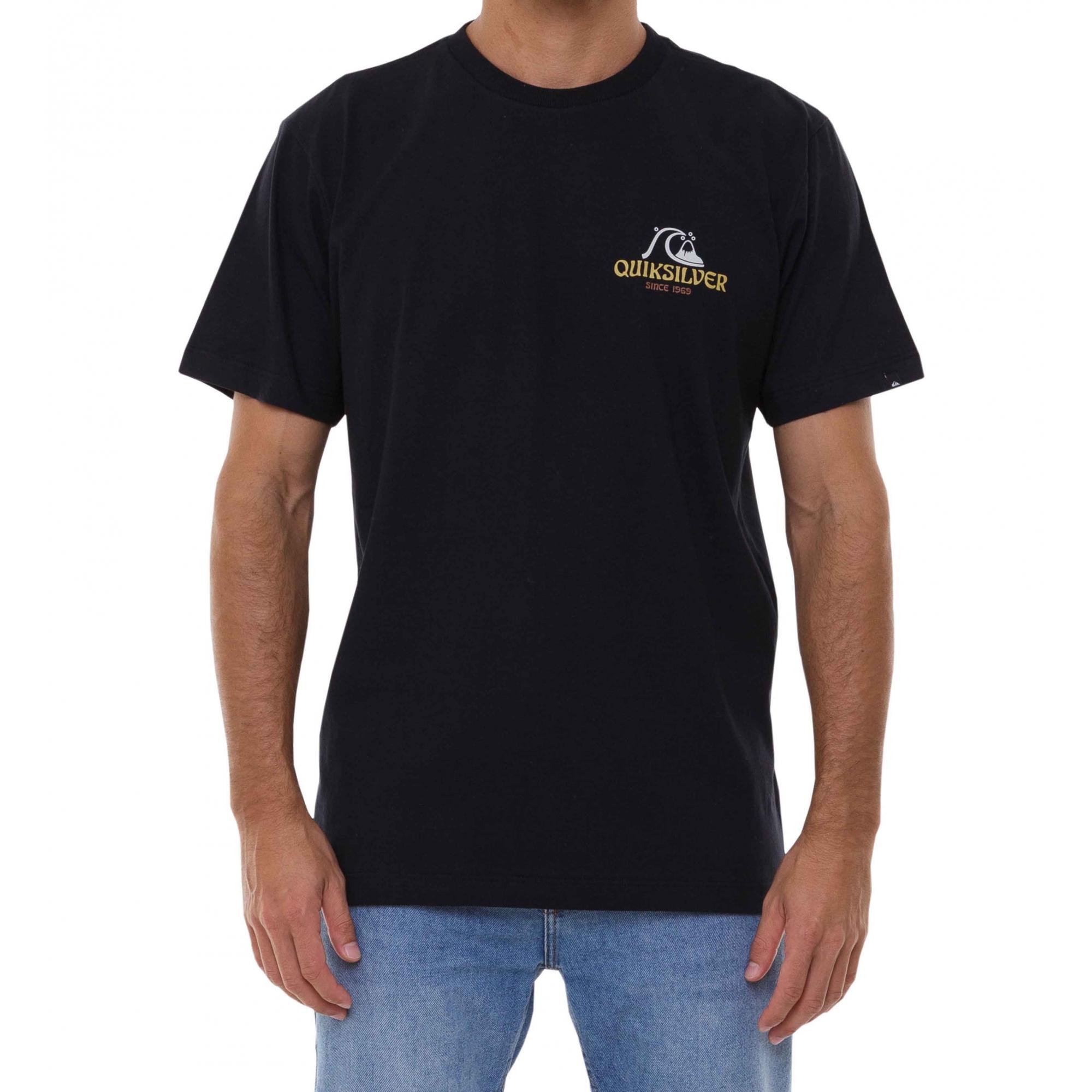 Camiseta Especial Quiksilver Dream Voucher