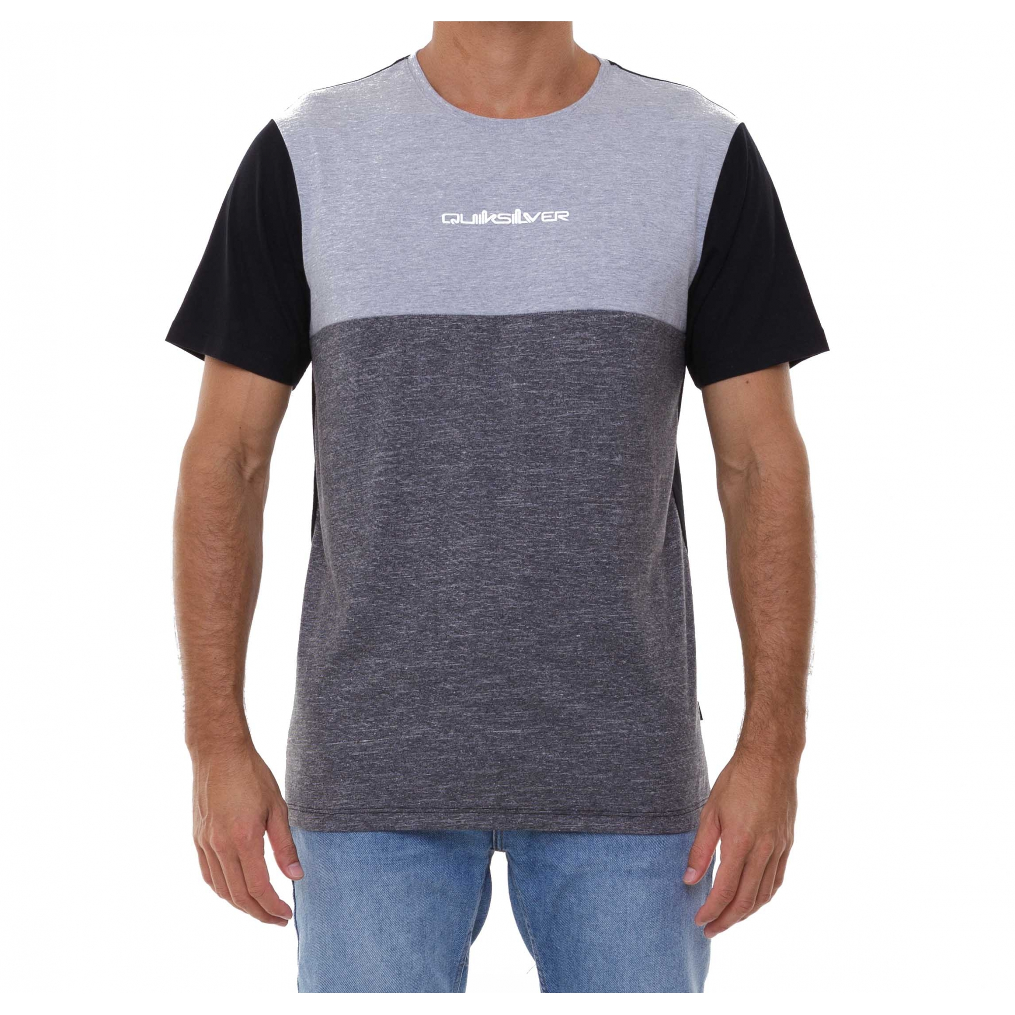 Camiseta Especial Quiksilver Quiver Water