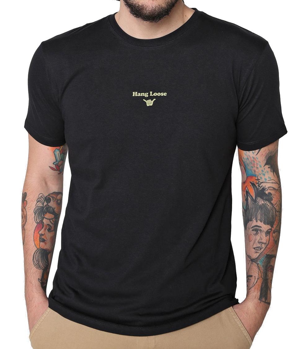 Camiseta Hang Loose Silk Cali