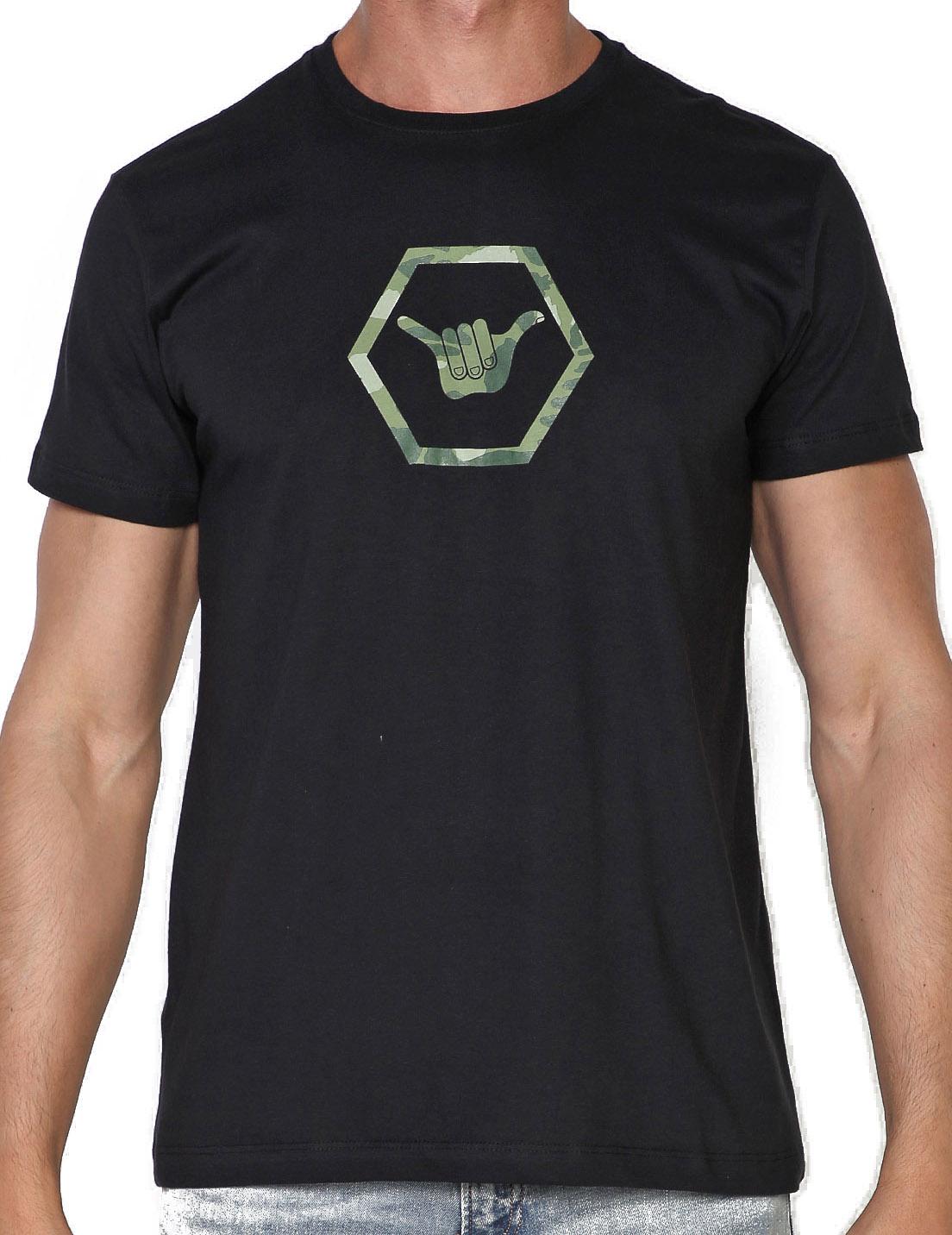 Camiseta Hang Loose Silk Camo