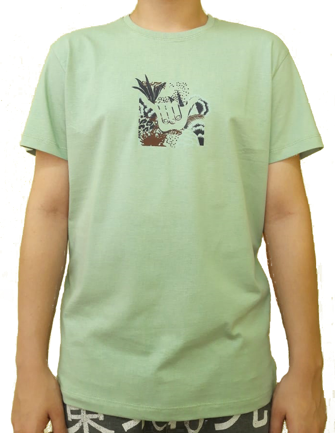 Camiseta Hang Loose Silk Eco