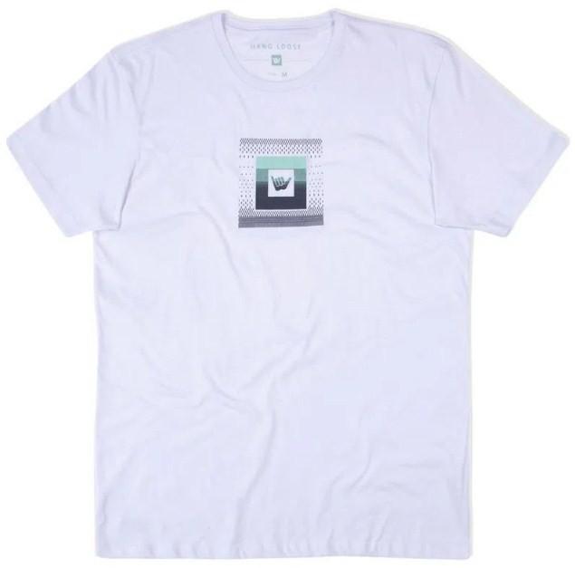 Camiseta Hang Loose Silk Loggy