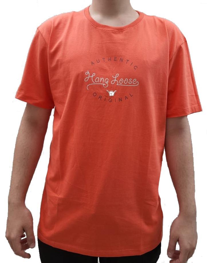 Camiseta Hang Loose Silk Patch
